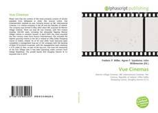 Bookcover of Vue Cinemas