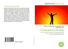 Bookcover of Contemporary Worship