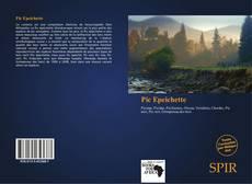 Pic Epeichette kitap kapağı