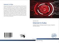 Buchcover von Internet in Cuba