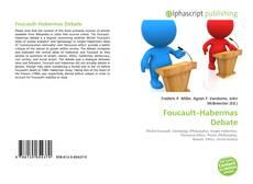 Copertina di Foucault–Habermas Debate