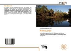 Buchcover von Pie Bavarde