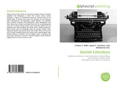 Обложка Danish Literature