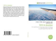 Portada del libro de 1973 in Aviation