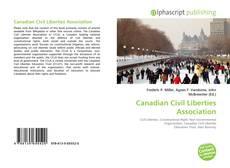 Portada del libro de Canadian Civil Liberties Association