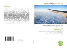 Buchcover von Aeroperú