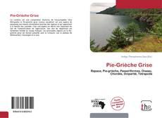 Pie-Grièche Grise kitap kapağı