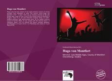 Hugo von Montfort kitap kapağı