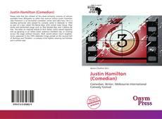 Buchcover von Justin Hamilton (Comedian)
