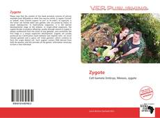 Bookcover of Zygote