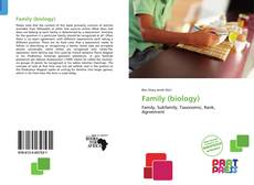 Bookcover of Family (biology)