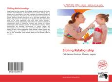 Bookcover of Sibling Relationship