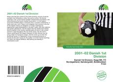Bookcover of 2001–02 Danish 1st Division