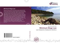 Bookcover of Minimum Wage Law