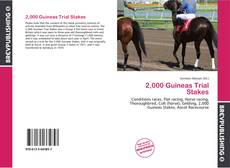 Bookcover of 2,000 Guineas Trial Stakes
