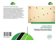 Buchcover von James Bond (Ornithologist)