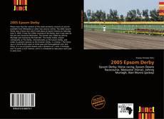 Capa do livro de 2005 Epsom Derby