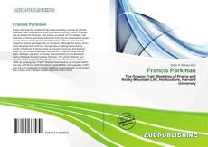 Couverture de Francis Parkman