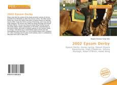 Capa do livro de 2002 Epsom Derby