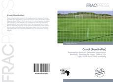Buchcover von Cundi (Footballer)