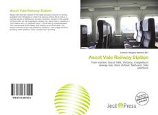 Обложка Ascot Vale Railway Station