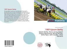 Capa do livro de 1997 Epsom Derby