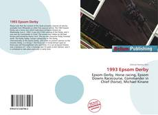 Bookcover of 1993 Epsom Derby