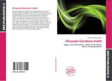 Copertina di Ghazala Gardens hotel
