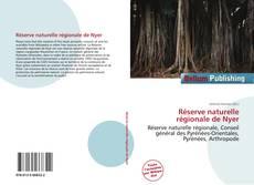 Bookcover of Réserve naturelle régionale de Nyer