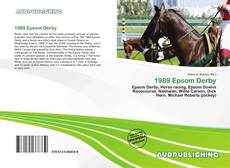 Bookcover of 1989 Epsom Derby