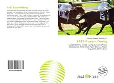 Bookcover of 1987 Epsom Derby