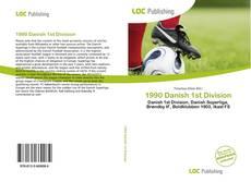 Couverture de 1990 Danish 1st Division