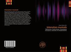 Bookcover of Intonation musicale