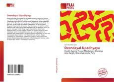 Bookcover of Deendayal Upadhyaya