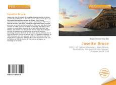 Capa do livro de Josette Bruce
