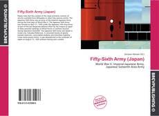Обложка Fifty-Sixth Army (Japan)