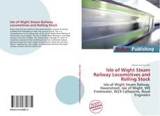 Обложка Isle of Wight Steam Railway Locomotives and Rolling Stock