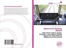 Обложка Albert Park Railway Station