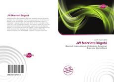 Buchcover von JW Marriott Bogotá
