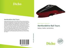 Bookcover of Hertfordshire Rail Tours