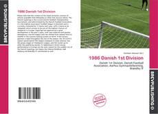 Couverture de 1986 Danish 1st Division