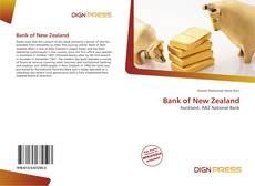 Buchcover von Bank of New Zealand