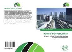 Bookcover of Mumbai-Indore Duronto