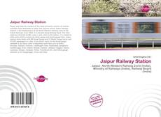 Bookcover of Jaipur Railway Station