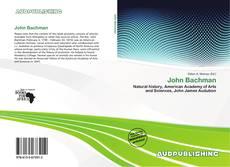 John Bachman的封面