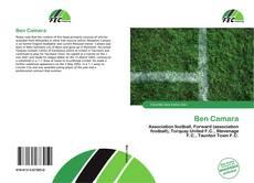 Bookcover of Ben Camara