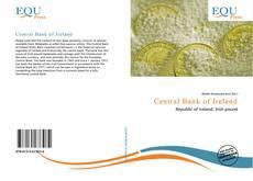 Portada del libro de Central Bank of Ireland
