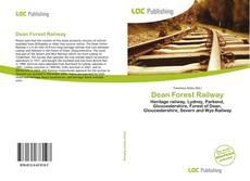 Dean Forest Railway kitap kapağı