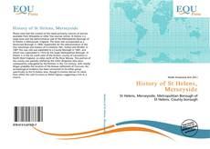 Bookcover of History of St Helens, Merseyside