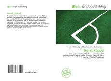 Bookcover of Horst Köppel